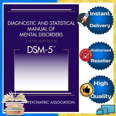 Diagnostic And Statistical Manual of Mental Disorders 5th Edition DSM-5 PDF EPUB