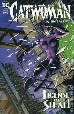 Catwoman TPB (2017- DC) By Jim Balent 2-1ST 2019 NM Stock Image