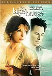 NEW DVD--The Lake House (DVD, 2006, Full Frame Edition)--FREE SHIPPING