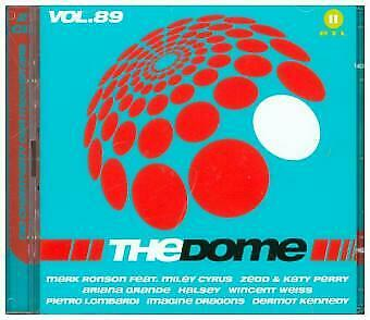 Various - The Dome Vol.89 CD (2) Polystar NEU