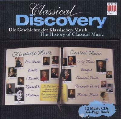 Various - Classical Discovery CD (12) Berlin Classics NEW