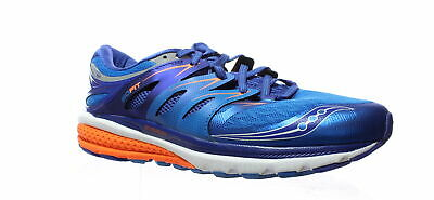 Saucony Mens Zealot Blue/Orange Running Shoes Size 11.5 (195677)