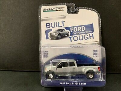 Greenlight Ford F-350 Lariat Pickup Dually 2019 100 Years 27970 F 1/64