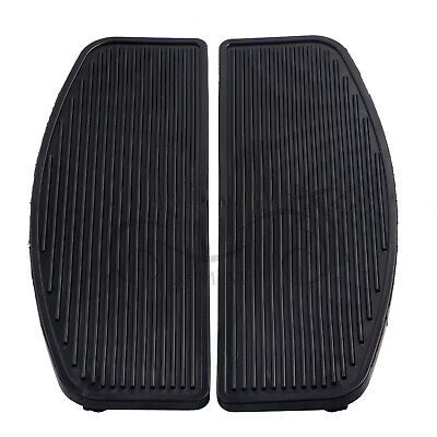 Front Rubber Rider Insert Footboards Foot Peg Footrest Pad For Harley Touring Models Etc.free Shipping Motorcycle Accessories & Parts Frames & Fittings