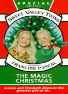 The Magic Christmas (Sweet Valley Twins Special Edition) By JAMIE SUZANNE