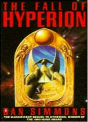 The Fall of Hyperion (Hyperion Cantos)-Dan Simmons