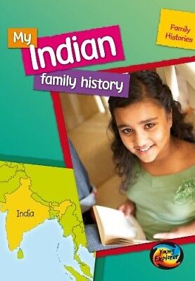 Excellent, My Indian Family History Big Book (Family Histories), Parker, Vic, Bo