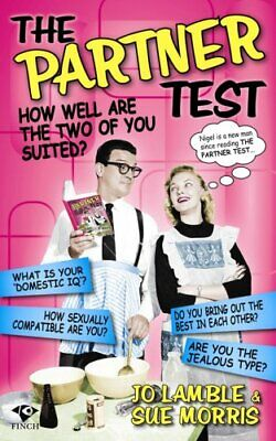 Partner Test: How Well Are the Two of You Suited?-Jo Lamble,Sue Morris