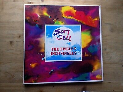 soft cell twelve inch singles