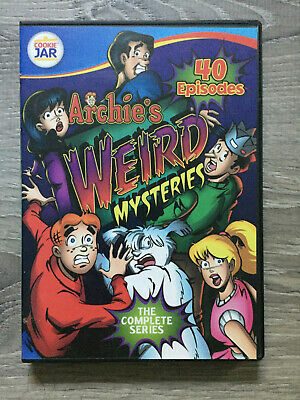 Archie's Weird Mysteries: The Complete Series DVD Set (40 Episodes) 2012