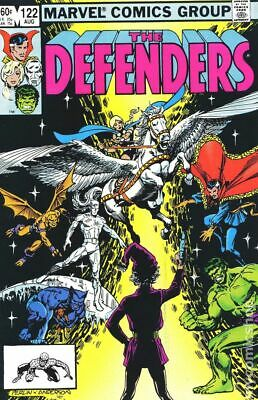 Defenders (1st Series) #122 1983 VG Stock Image Low Grade