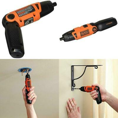 New Cordless Lithium Ion Rechargable Electric Screwdriver Power Tool Drill