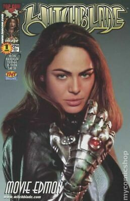 Witchblade Movie Edition (Photo Cover) 1A 2000 FN Stock Image