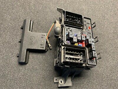 2013 2014 2015 2016 2017 Lincoln Mkz Fuse Box Fusebox Junction Fg9T-14A067