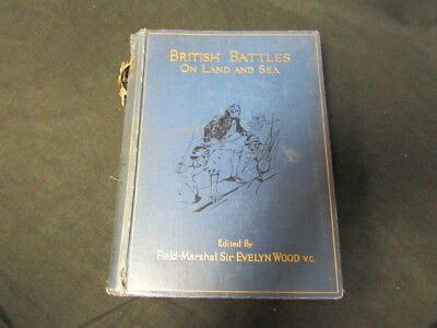 British Battles on Land and Sea Vol.1, Wood, Field-Marshal , 1915, Cassell, Acce