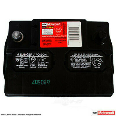 BATTERY TESTED TOUGH MAX MOTORCRAFT BXT 96R 500