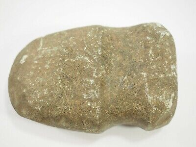 Ohio Valley Archaic Stone Celt Axe Head Illinios  NAA03