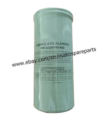 Sullair 250022-888 Replacement Filter OEM Equivalent