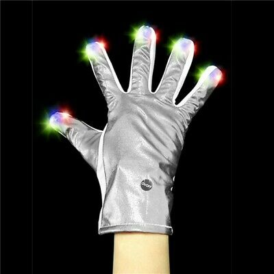 Magic LED Glove - guanto luminoso con luci a led - 6 effetti diversi!