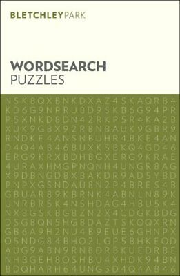 Bletchley Park Wordsearch Puzzles by Eric Saunders 9781789501360