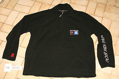Sweat Polaire Polar Pull Over Team Peugeot Sport Total 908 Hdi Fap Taill.xl Size