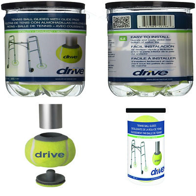 Tennis Ball Glides For Walkers FREE SHIPPING