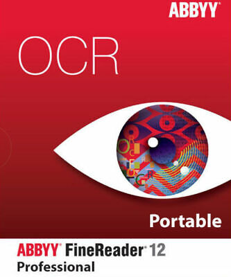 ABBYY FineReader Professional 12🔐Lifetime License Key🔐Instant Delivery 📥