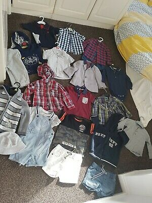 Baby Boys Bundle 9-12 Months from Next M&S and F&F very good condition