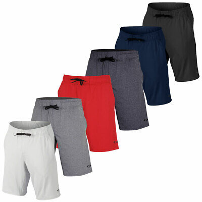 Oakley Sport Mens Richter Stretch Regular Fit O-Hydrolix Knit Shorts 44% OFF RRP