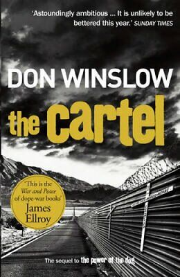 The Cartel by Don Winslow 9781784750640 (Paperback, 2016)