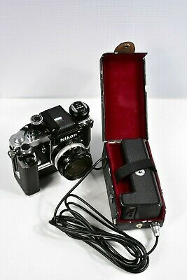 Nikon Ma3 & Mc-2 Cold Weather Battery Case & Conecting Cable For Mb-1 Md-1 Md-2