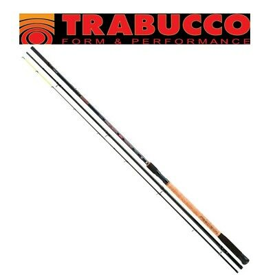 15235395 Trabucco canna pesca Feeder precision plus mt 390 H 110gr CASG