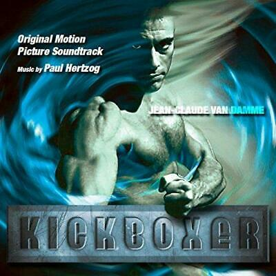 Kickboxer: Deluxe Edition OST - Various (NEW CD)