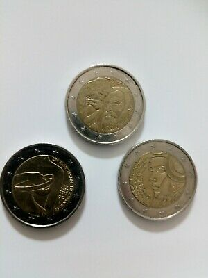 PIECE 2 EURO COMMEMORATIVE FRANCE 2015 - RARE - Neuve de Rouleau / Roll