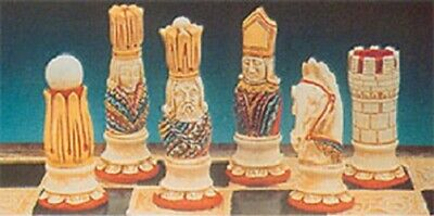 Chess Set Moulds Mould Latex CS14 The Victorian Set