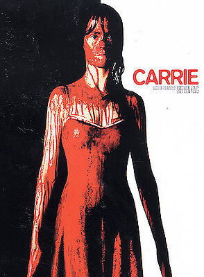Carrie (DVD, 2003) RARE OOP ANGELA BETTIS VERSION BRAND NEW OFFICIAL MGM