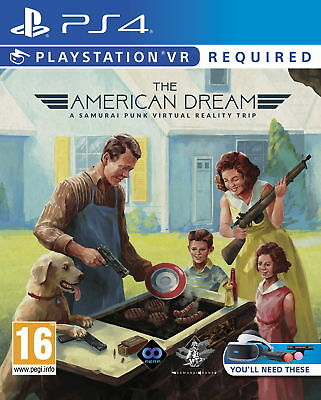 The American Dream (PSVR) (PS4)