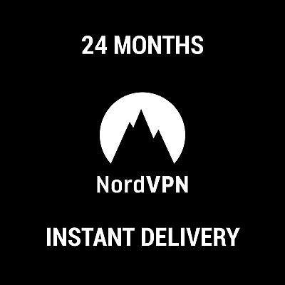 Nord Vpn Premium Subscription / 24 Months / Instant / Worldwide / Nordvpn