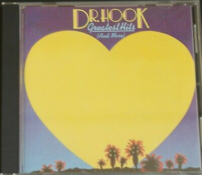 Dr. Hook Greatest Hits [And More] CD - 1987 Capiitol
