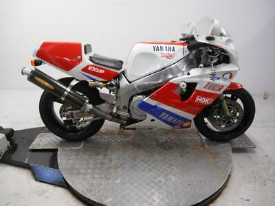 1989 0W01 FZR750R Yamaha Unregistered Japanese Import Classic  Project