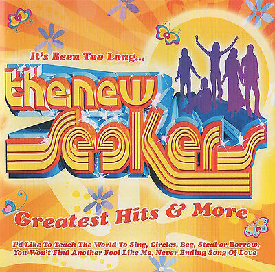 The New Seekers - Greatest Hits & More - Cd
