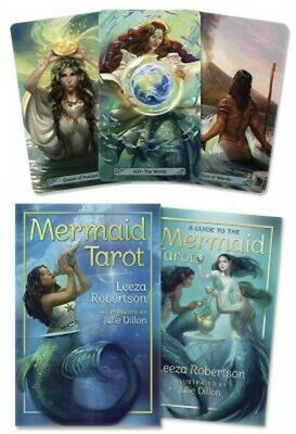 Mermaid Tarot (Cards)