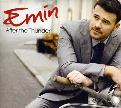 Emin - After The Thunder (NEW & SEALED Deluxe Edition CD + DVD) Digipak
