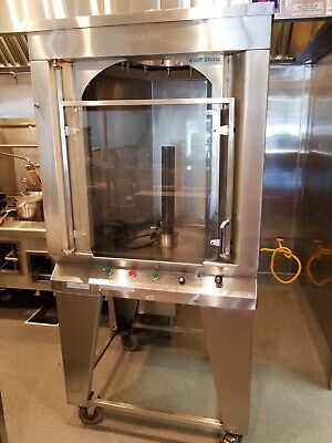 Wood Stone Whatcom Vertical Gas Rotisserie Oven in Great Condition and New Parts