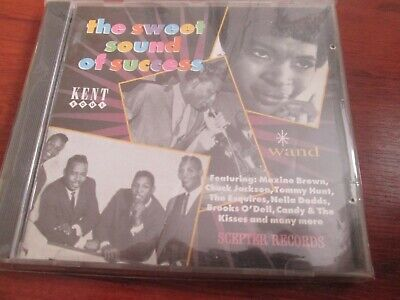 Various Artists - The Sweet Sound Of Success [CD] NEW AND SEALED KENT RECS