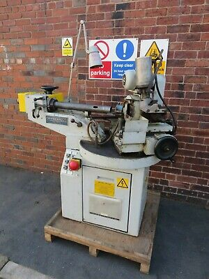 """Churchill DG100 3 Phase Drill Grinder Grinding Machine 4"""" Capacity Includes VAT"""