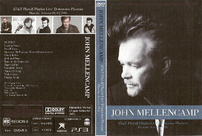 john mellencamp live phoenix arizona dvd 2016 billy joel elton john