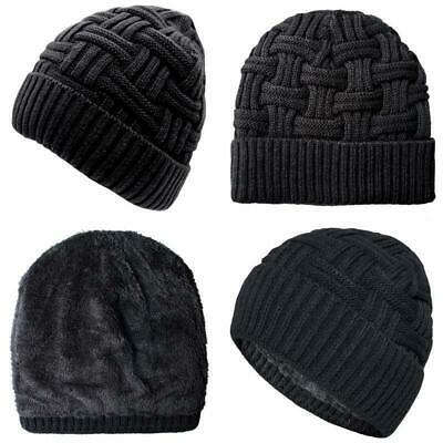 85977489 Loritta Mens Winter Warm Knitting Hats Wool Baggy Slouchy Beanie Hat Skull  Cap
