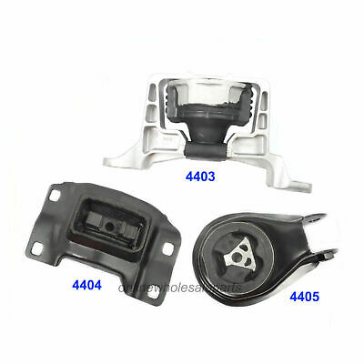 Engine Motor Mount Rear 2.0 2.5 3.5L For Mazda Ford Focus BP4S-39-040A 4405