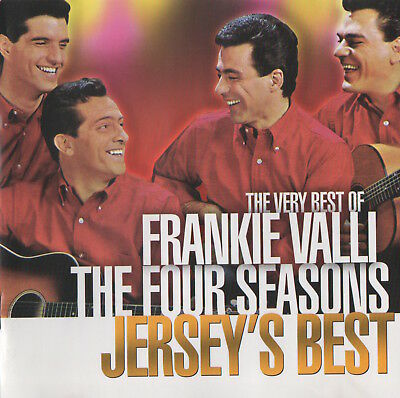 The Very Best Of Frankie Valli / The Four Seasons - Jersey's Best - Double Cd